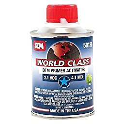 SEM 50136 World Class DTM Primer Activator - 0.5 Pint