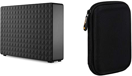 Seagate Expansion Desktop 8Tb External Hard Drive Hdd Usb 3.0 For Pc Laptop
