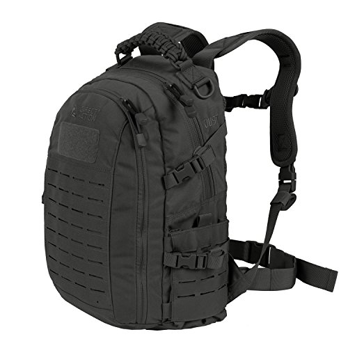 Direct Action Dust MK II Tactical Backpack Black