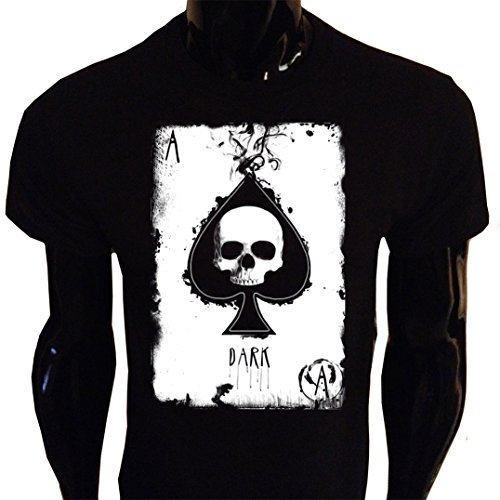 5xl S camiseta Spades Afterlight Biker Ace Clothing Hombre nx08qwfp1P