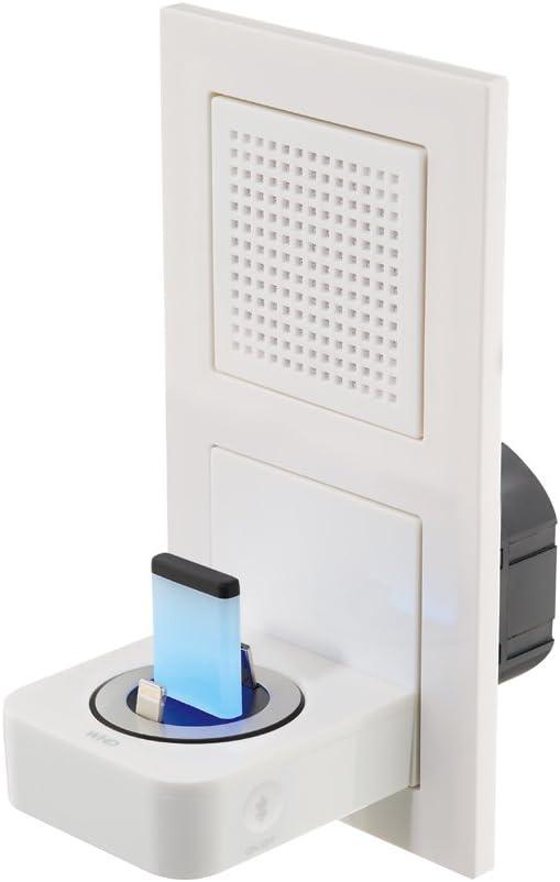 WHD MP 55 BTL Set, blanco - base de carga para iOS -, Android y ...
