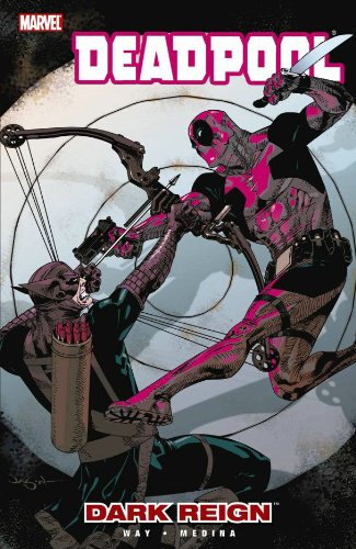 Deadpool Vol 2 Dark Reign product image