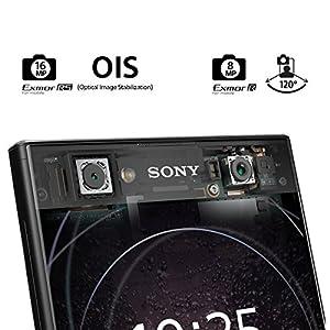 """Sony Xperia XA2 Ultra Factory Unlocked Phone - 6"""" Screen - 32GB - Black (U.S. Warranty)"""