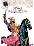 Shivaji the Great Maratha (Amar Chitra Katha 3 in 1 Series)