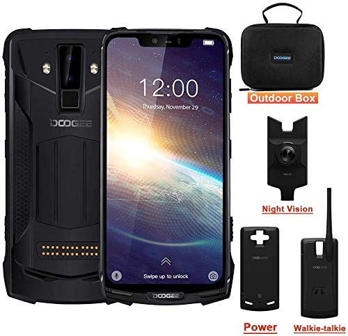 DOOGEE S90 Pro-Enhanced Smartphone Android 9.0, Helio P70 Eight ...