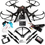 Force1 Brushless Motor GoPro Drone Kit-- F100GP Camera Drone...