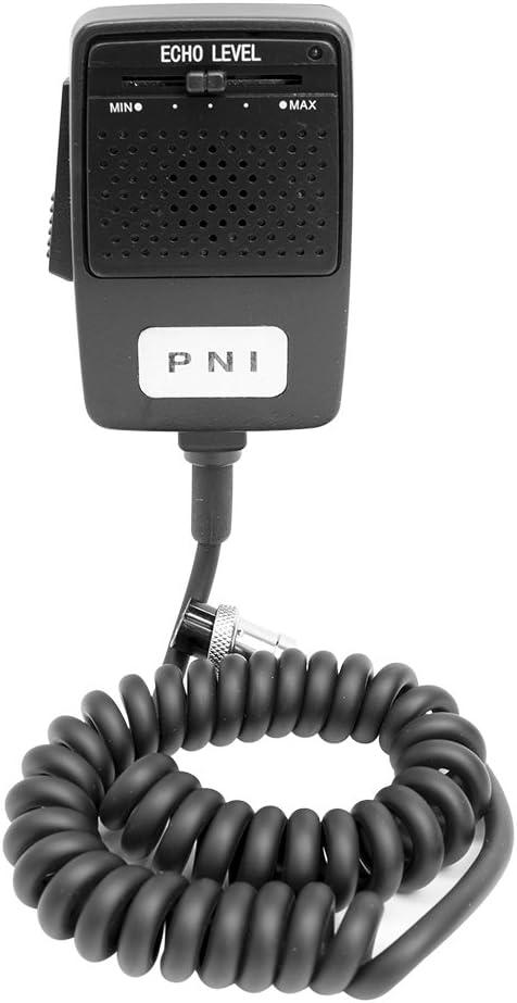 PNI Echo Micr/ófono 6/Pin para Radio CB
