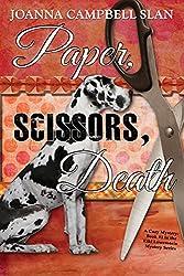 Paper, Scissors, Death: Book #1 in the Kiki Lowenstein Mystery Series