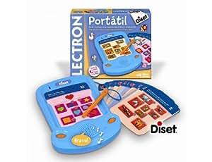 Diset 63875 - Lectron Portátil
