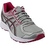 ASICS Jolt Shoe Women's Running 6 Glacier Grey-Carbon-Bright Rose