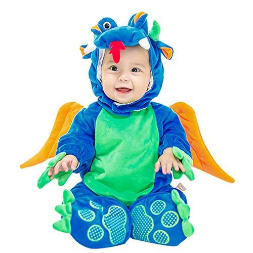 Raylans Baby's Animal Costume Christmas Halloween Pajamas Cosplay
