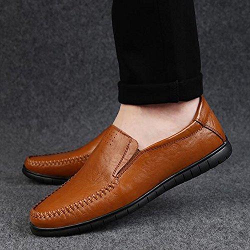 da e Mocassini EU39 da comodi Scarpe Camminare piatti lavoro Mocassini Colore D CJC V leggeri uomo UK6 dimensioni casual leggeri formale xUPzt6n