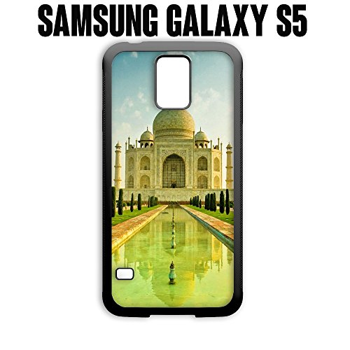 phone-case-taj-mahal-for-samsung-galaxy-s5-rubber-black-ships-from-ca
