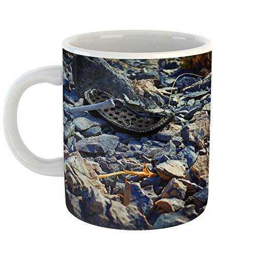 Westlake Art - Stone Bone - 11oz Coffee Cup Mug - Modern Picture Photography Artwork Home Office Birthday Gift - 11 Ounce (Bone Snake Footwear)