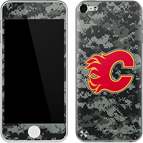 (NHL Calgary Flames iPod Touch (5th Gen&2012) Skin - Calgary Flames Camo Vinyl Decal Skin For Your iPod Touch (5th Gen&2012))