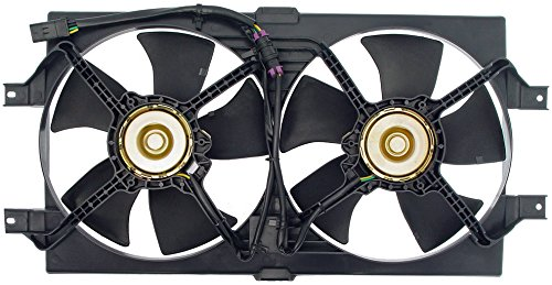 (Dorman 620-005 Radiator Fan Assembly)