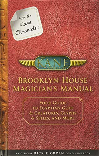 Book : From the Kane Chronicles Brooklyn House Magician'...