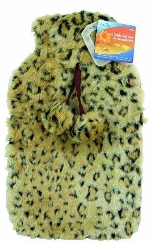 hot water bottle leopard - 2