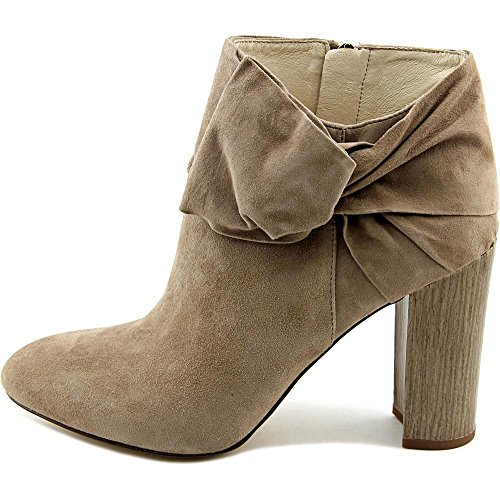 Louise et Cie Theron Women Pointed Toe Suede Nude Ankle Boot Neutralle K3Kjn5N7