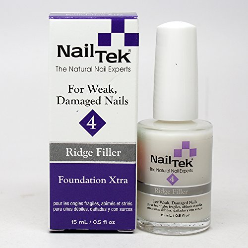 Nail Tek 4 Ridge Filler Foundation Xtra (Ridge Four)