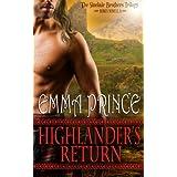 Highlander's Return: The Sinclair Brothers Trilogy, Book 2.5 (Bonus Novella) (The Sinclair Brother Trilogy)