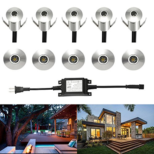 Deck Accent Lighting Kits in US - 8