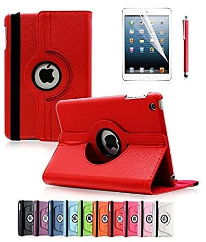 Apple iPad Air 2 Case, CINEYO(TM) 360 Degree Rotating Stand Case Cover with Auto Sleep / Wake Feature for iPad Air 2 / iPad 6 (6th Generation) (Cool Ipad Air Case)