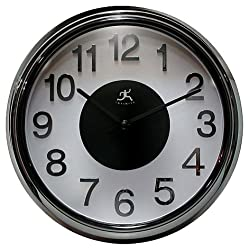 Infinity Instruments Elektric Kool-15 Resin Wall Clock