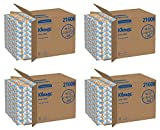 Kleenex Professional Facial Tissue for Business (21606), 4 Cases of Flat Tissue Boxes, 48 Boxes/Case, 125 Tissues/Box