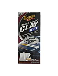 Meguiar\'s G1016 Smooth Surface Clay Kit