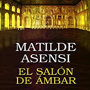 El salón de ámbar [The Amber Lounge] Audiobook