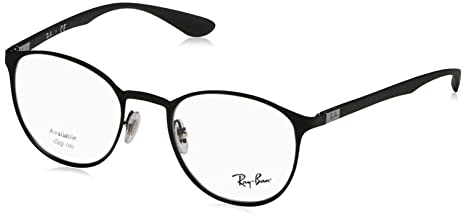 a269e0fc13 Image Unavailable. Image not available for. Colour  Original New Ray-Ban  RBRX 6355 2503 Matte Black ...