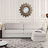 Casa AndreaMilano Beige Sectional