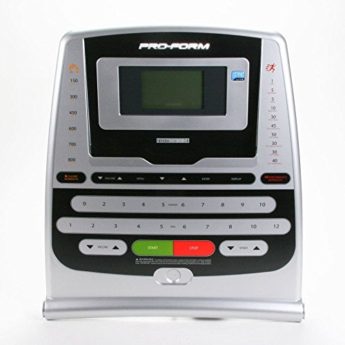Proform Lifestyler 290903 Treadmill Console Genuine Original Equipment Manufacturer (OEM) (Proform Treadmill Console)