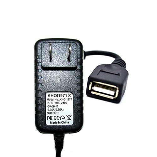 KHOI1971 4-FEET cord WALL AC power adapter USB EXTENSION ...