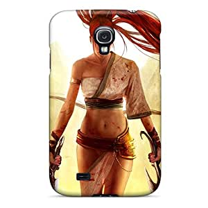 Protective Tpu Cases With Fashion Design For Galaxy S4