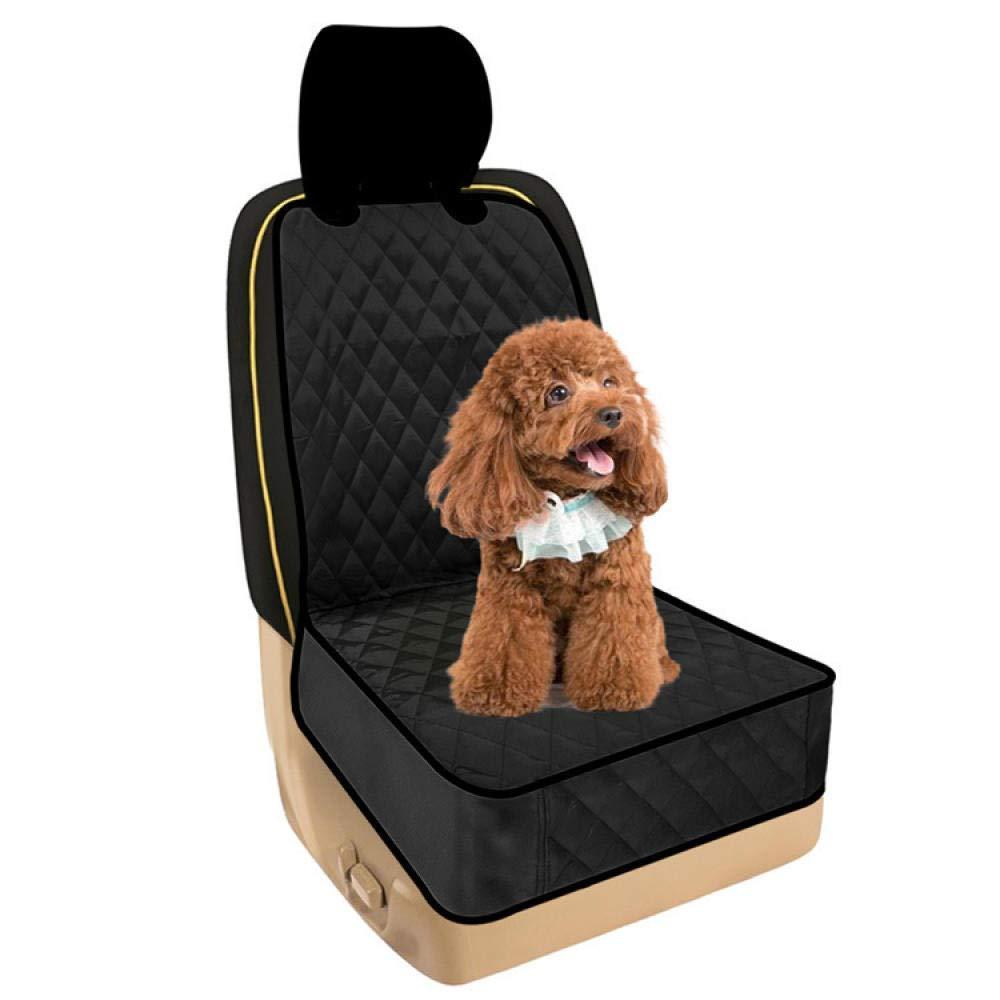 verschlei/ßfester Bezug des f/ür HaustierAuto Hund Pad erste Reihe GGASN Sitzbezug des Autos f/ür Haustier Vordersitz