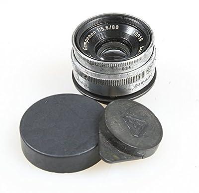 Schneider Enlarging Lens Componon 80mm F 5.6 With Retaining Ring by SCHNEIDER