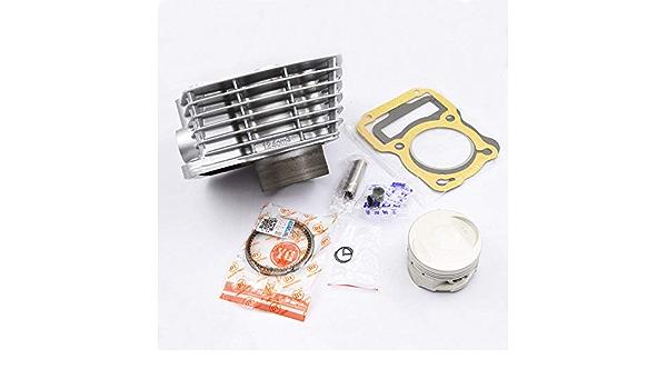 StoreDavid - Kit de juntas de anillo de pistón para motocicleta ...