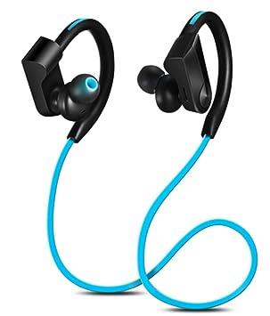 ASYPJP Auriculares Bluetooth Auriculares Deportivos Inalámbricos ...