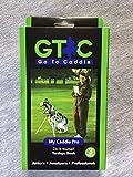 Golf Yardage Book -My Caddie Pro 3 Pack