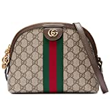 Gucci Ophidia GG Small Shoulder Bag Handbag Article: 499621 K05NG 8745 Made in Italy