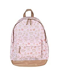 Pusheen Poses All Over Print Backpack