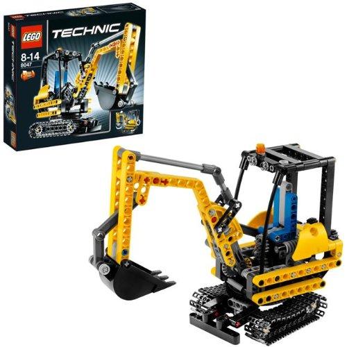 Compact Excavator 219156 LEGO Technic 8047