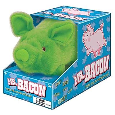 Westminster Mr. Bacon, Large Pig, Random Color: Toys & Games