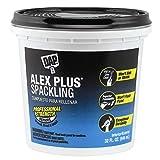 Alex Plus 18746 DAP, 32 oz. Tub Premium Spackle, White
