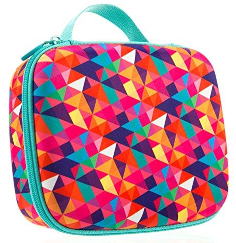 ZIPIT Colorz Big Pencil Case/Pencil Box/Storage Box, Colorful -