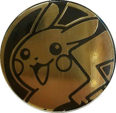 e Pokemon Trading Card Game (Large Size) - Gold ()