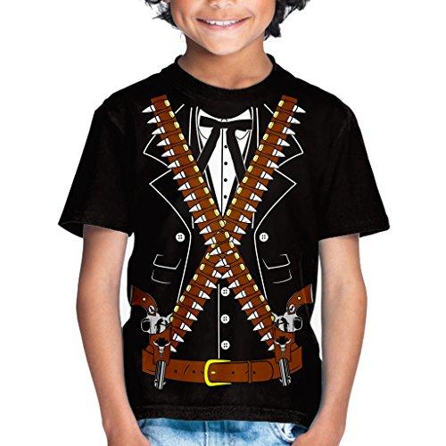 Viva Mexico Toddler Kids Mexican Mariachi Pistolero Bandido