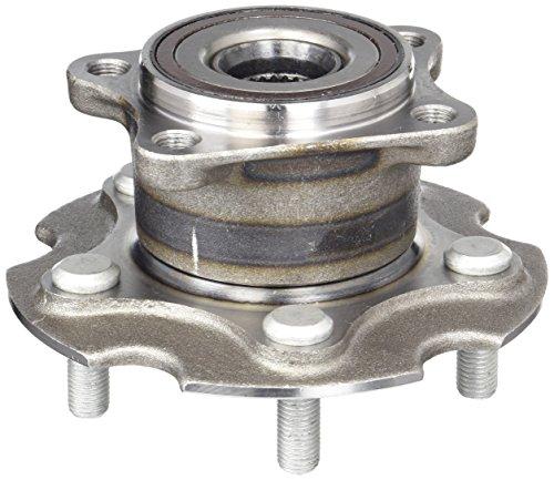 (WJB WA512374 - Rear Wheel Hub Bearing Assembly - Cross Reference: Timken HA590201 / Moog 512374 / SKF BR930765)
